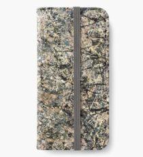 Vinilo o funda para iPhone Jackson Pollock, Lavender Mist, 1950
