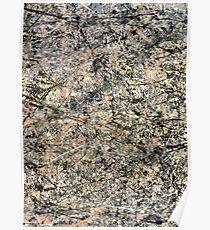 Jackson Pollock, Lavender Mist, 1950. Poster