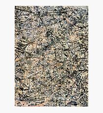 Jackson Pollock, Lavender Mist, 1950 Photographic Print