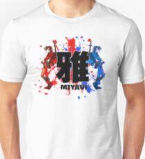 Colours Of Miyavi Unisex T-Shirt