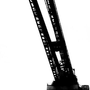 Finnieston Crane Glasgow, Scotland by Stravaigin