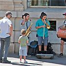 Street Tunes by phil decocco