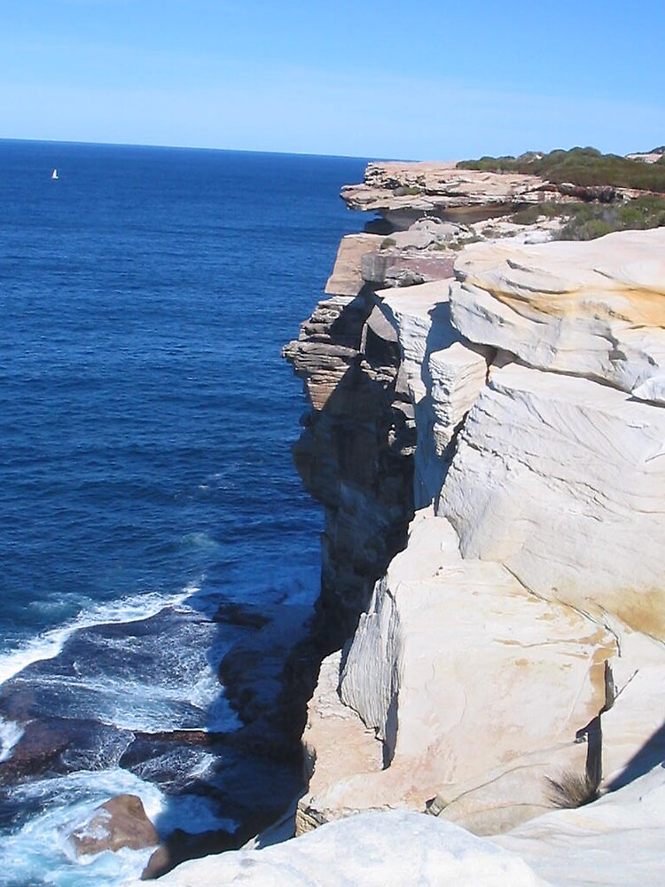 Coast Walk, Royal National Park, NSW by Patricia  Knowles