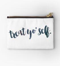 Treat Yo Self Studio Pouch