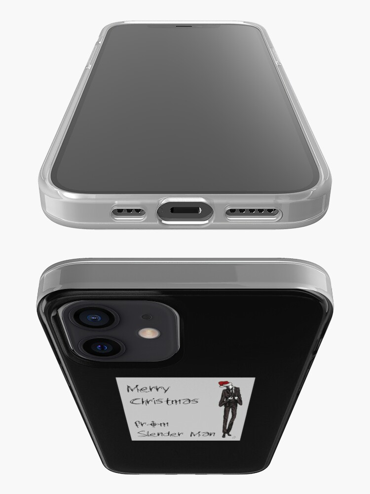 Alternate view of Slender Christmas iPhone Case & Cover