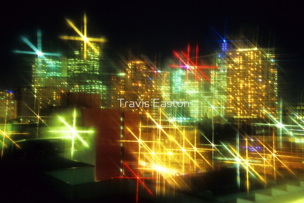 Melbourne Nightlife by Travis Easton
