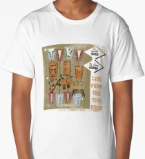 TIKI BOYS Long T-Shirt