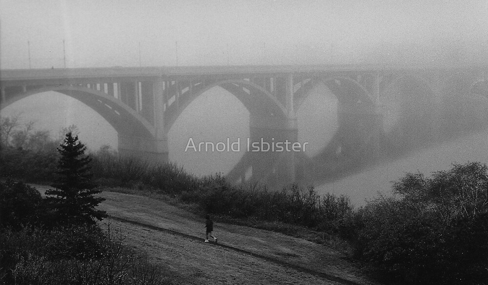 The Jogger by Arnold Isbister