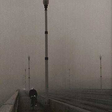 Cyclist by ajisbister