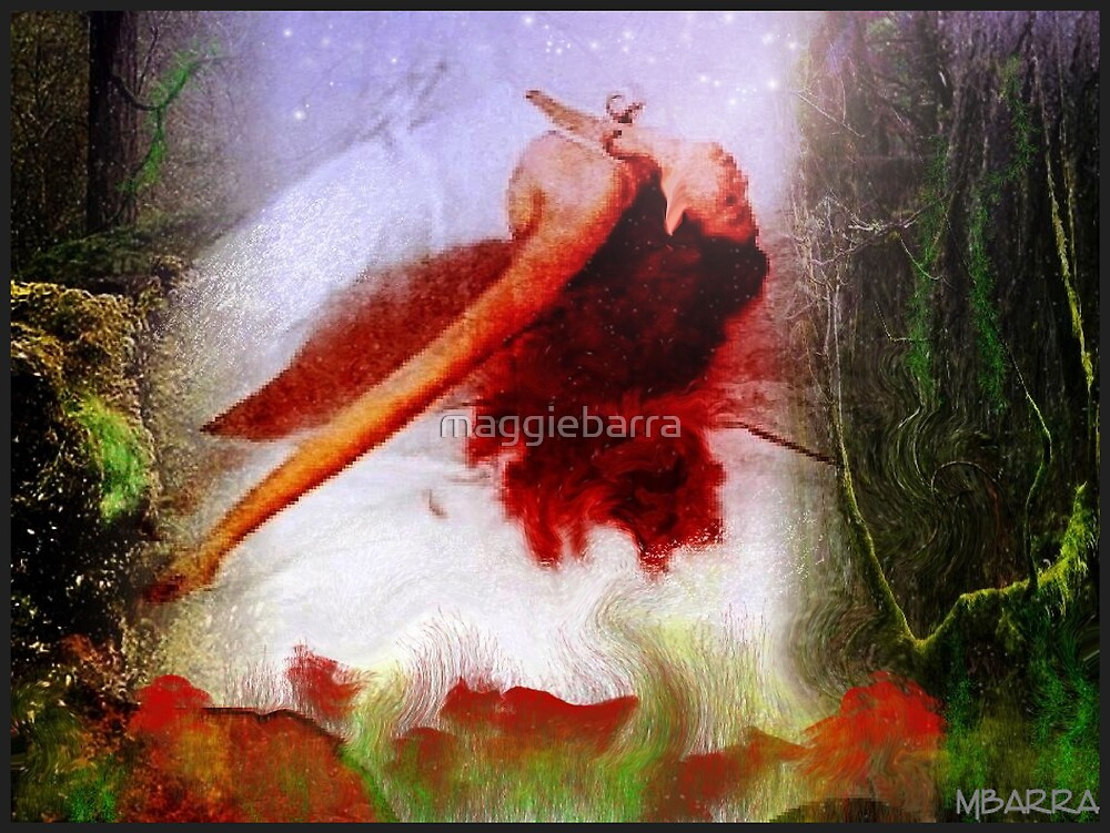 Star Magic by maggiebarra