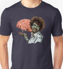 bob ross zombie Unisex T-Shirt