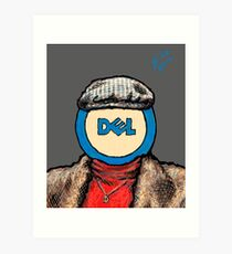 Del, 2014 Art Print