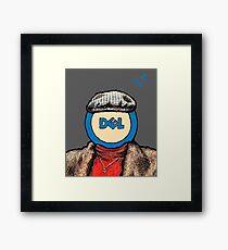 Del, 2014 Framed Art Print