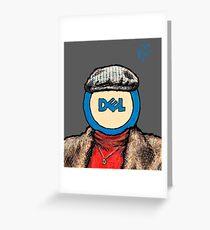 Del, 2014 Greeting Card