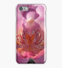 Secrets of an orchid iPhone Case/Skin