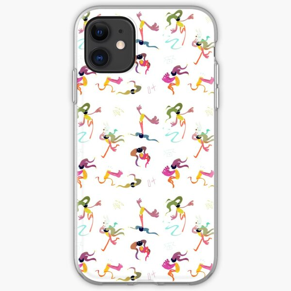 Bells pattern iPhone Soft Case