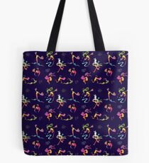 Bells pattern Tote Bag