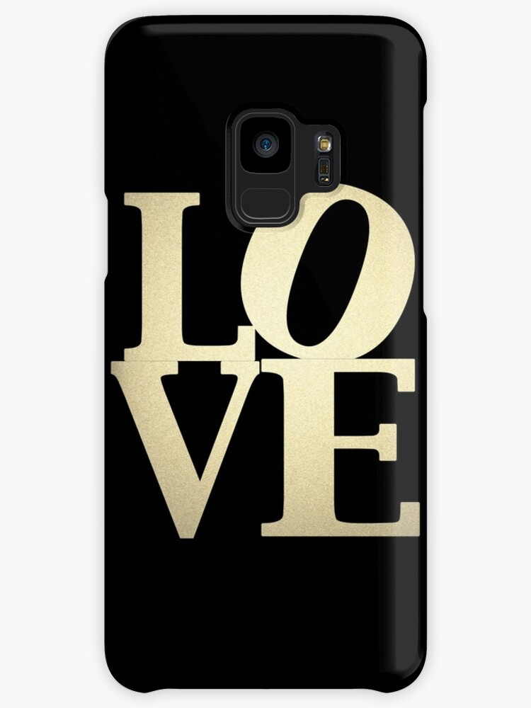 Love Park Philadelphia Sign Cases Skins For Samsung Galaxy By