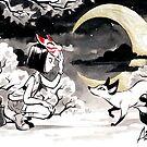 Kitsune by asurocks