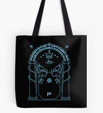 Speak Friend and Enter Tote Bag