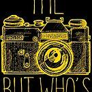 Camera yellow ink by biticol