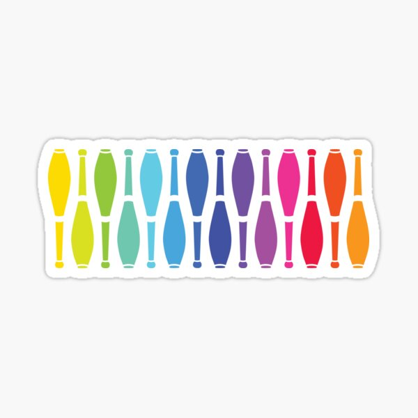 Club Rainbow Sticker