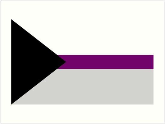 """""""Demisexual Pride Flag - Demi Pride"""" Art Prints by ..."""