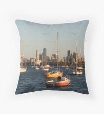 St Kilda Throw Pillow