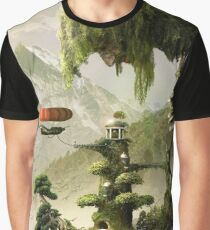 Giant Willow Fantasy Graphic T-Shirt