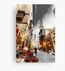 Oriental Painting Canvas Print