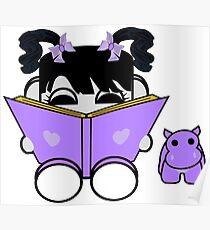 Mogo Yo & Crumple Love to Read: O'BABYBOT Toy Robot 1.0 Poster