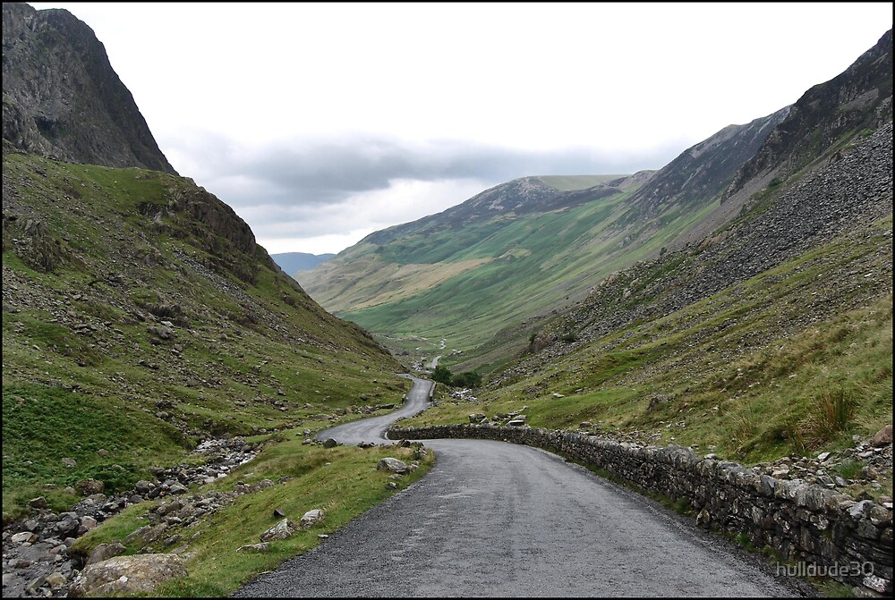Honister Pass by hulldude30