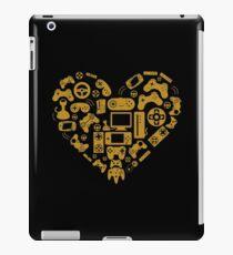 Video Game Heart iPad Case/Skin
