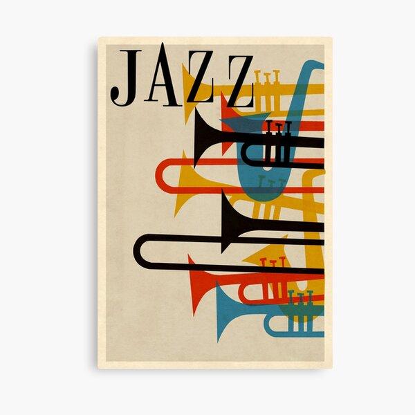 jazz Lienzo