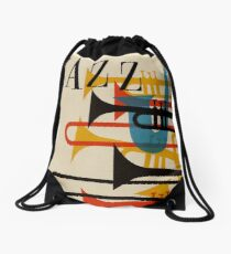 jazz Drawstring Bag