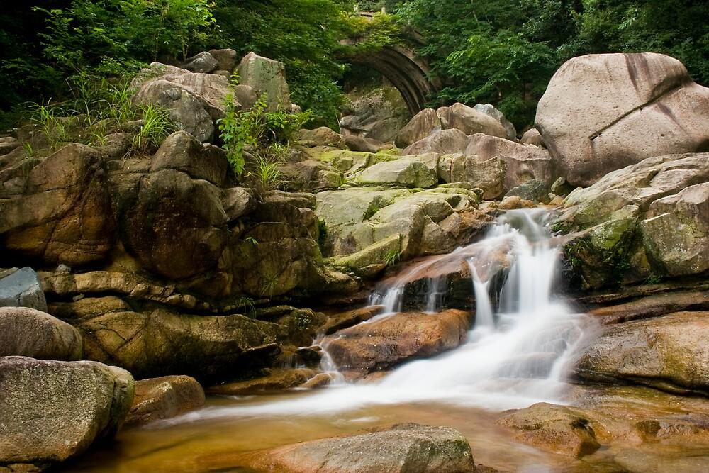 Yellow mountain silk by richymac