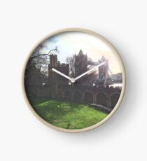 Tower Bridge Clock