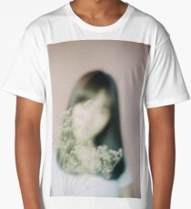 faded spring Long T-Shirt