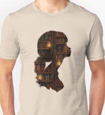 Girl Loves Books Unisex T-Shirt