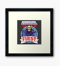 Eternia first Framed Print