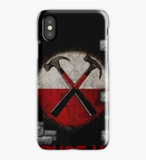 Roger Waters 'The Wall' - TRUST US iPhone Case/Skin