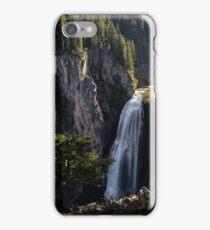 Clear Creek Falls - Gifford Pinchot N.F. iPhone Case/Skin
