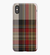 Glen Coe #3 Tartan  iPhone Case/Skin