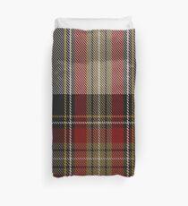 Glen Coe #3 Tartan  Duvet Cover