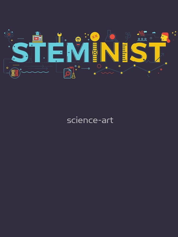 esteminista de science-art