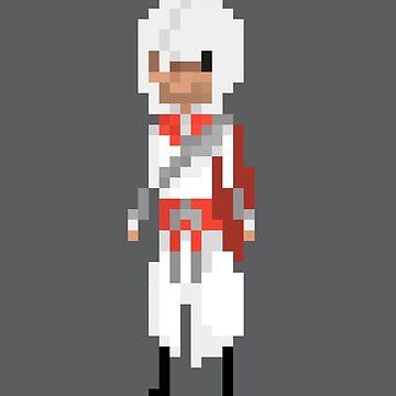 Pizel Ezio by Tropelio