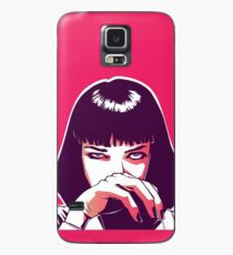 Pulp Fiction - Uma Thurman Case/Skin for Samsung Galaxy