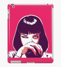Pulp Fiction - Uma Thurman iPad Case/Skin
