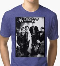Joy Division New Order Low-life era band tee Tri-blend T-Shirt