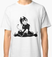 Bendy Poses Classic T-Shirt